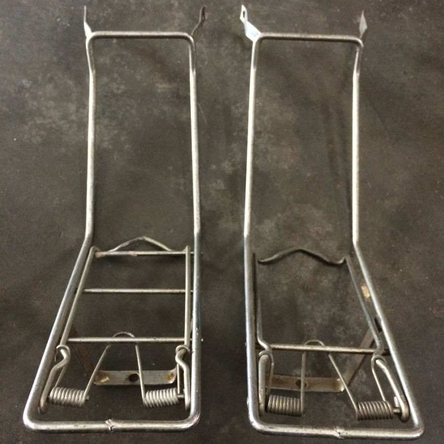 Suzuki Best 110 - Metal Grip Frame