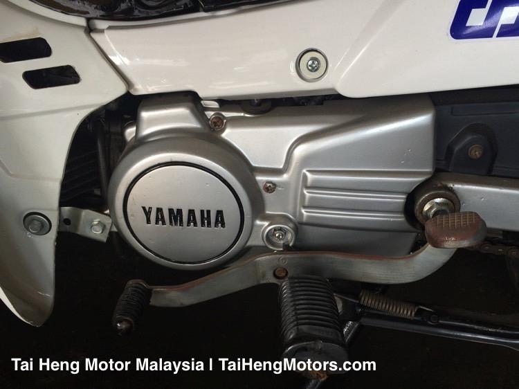 Used Yamaha Motorcycle - Y100 (1993) - Engine
