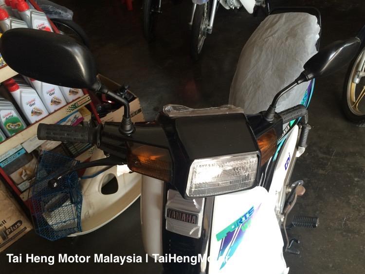 Used Yamaha Motorcycle - Y100 (1993) - Head