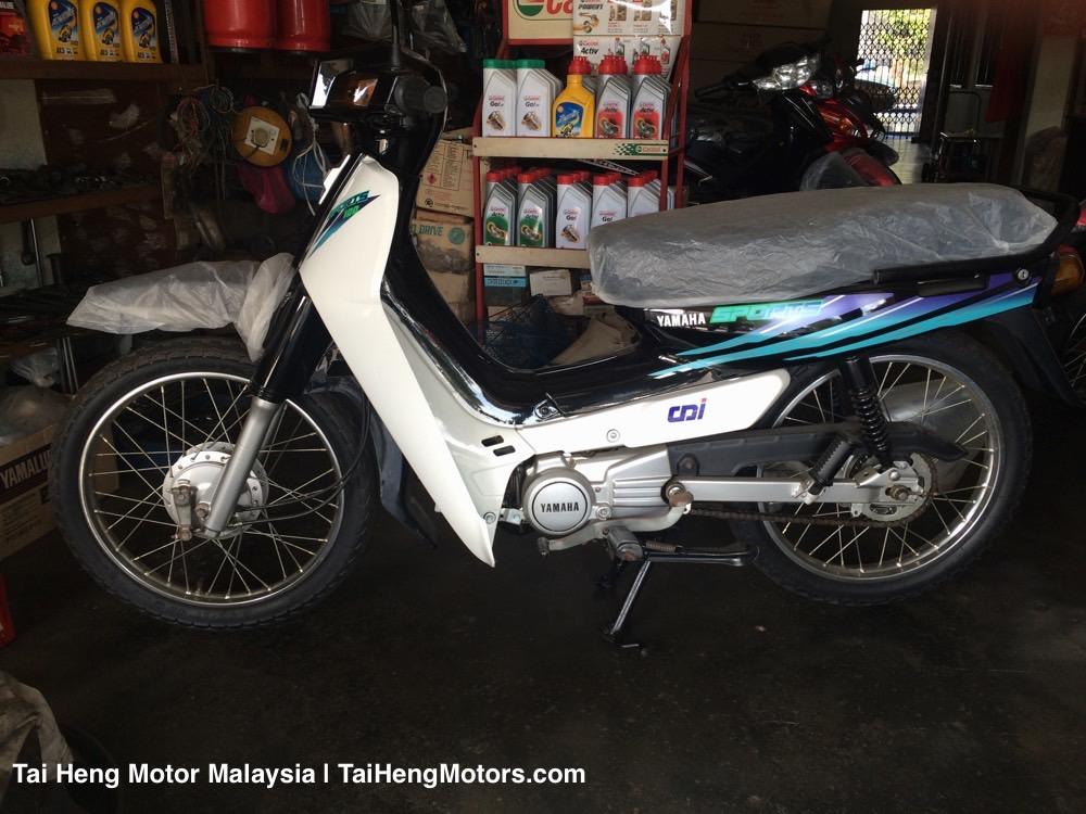 Used Yamaha Motorcycle - Y100 (1993)
